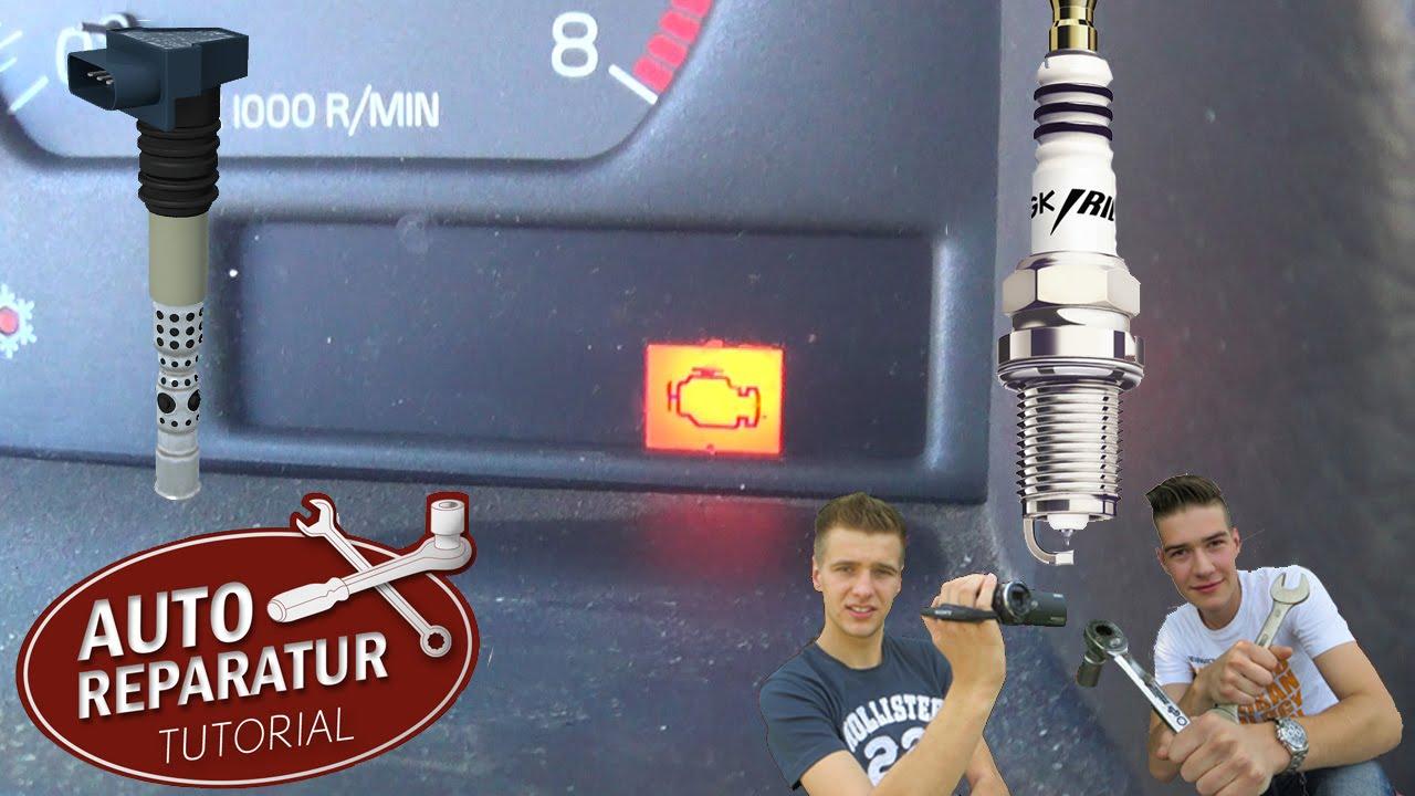 volvo v70 zündspule und zündkerze wechseln. - mechaniker24